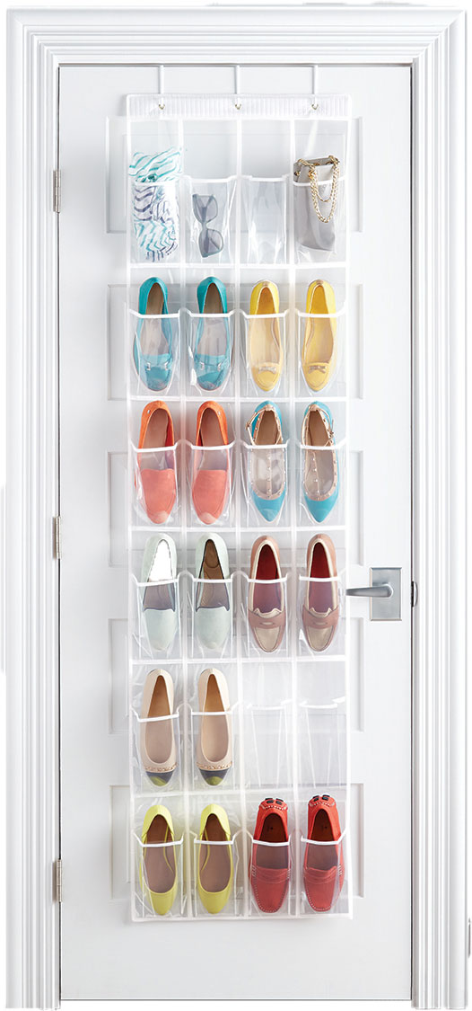 Home Organization Tools Approved by Designers - Shoe Storage