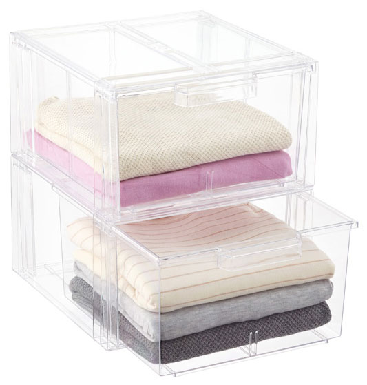 Home Organization Tools Approved by Designers - Sweater Drawers