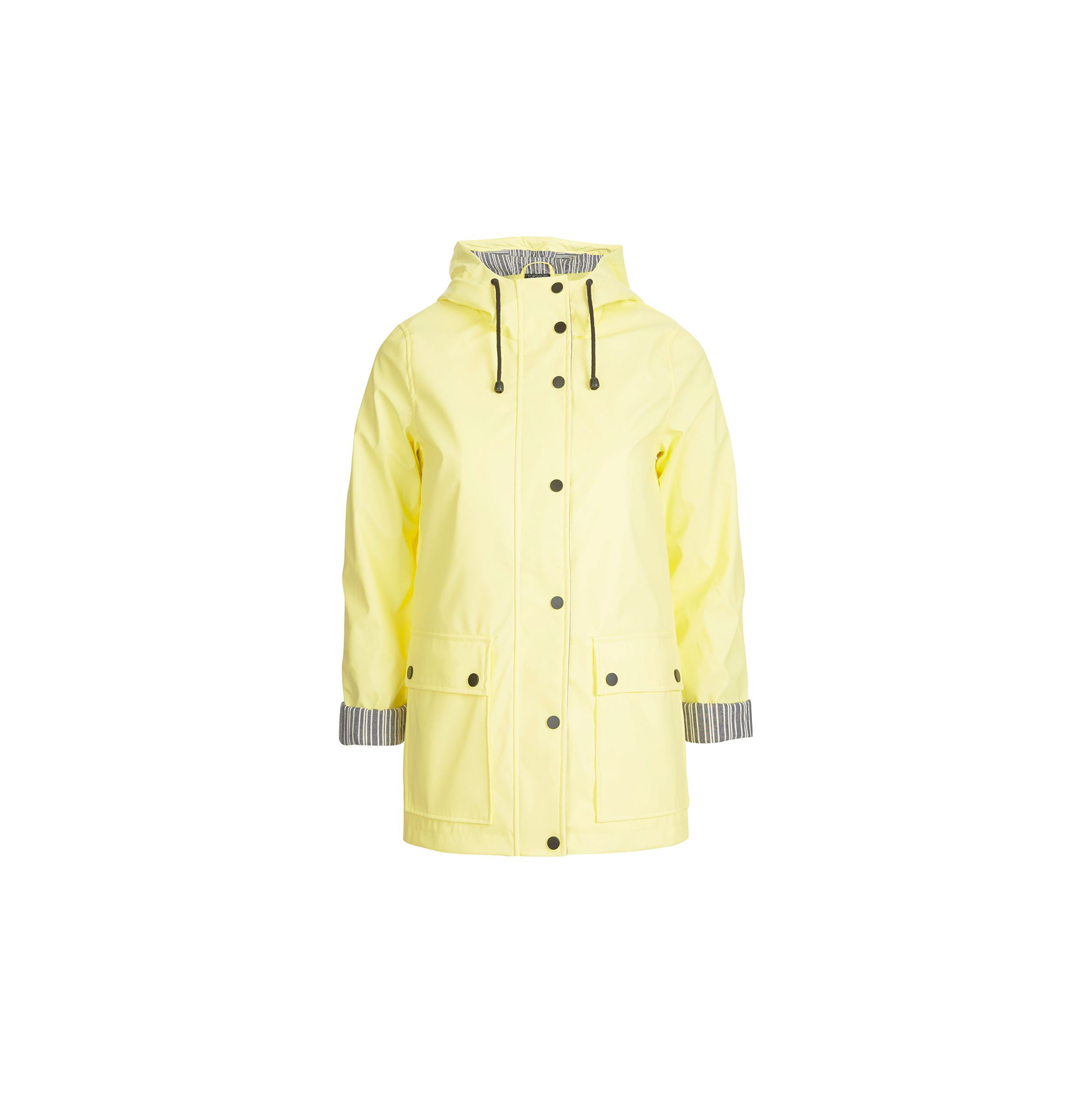 Hooded Rain Mac
