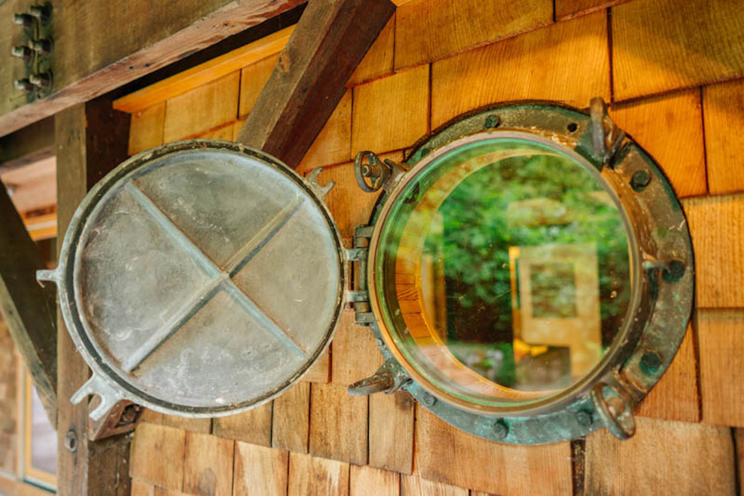 Zillow House of Year 2017 Window Portholes