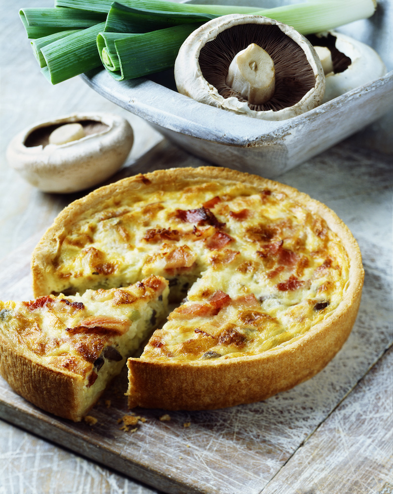 Different Ways to Cook Eggs: Quiche