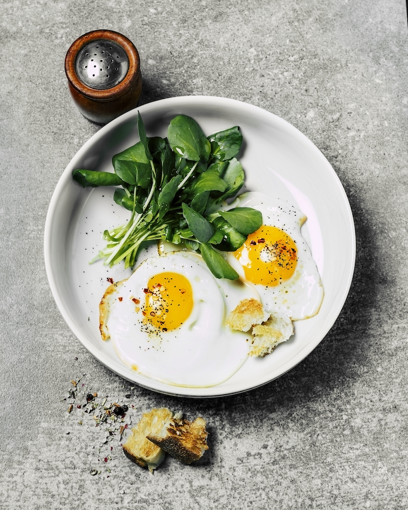 Different Ways to Cook Eggs: Fried Egg Recipe and Instructions