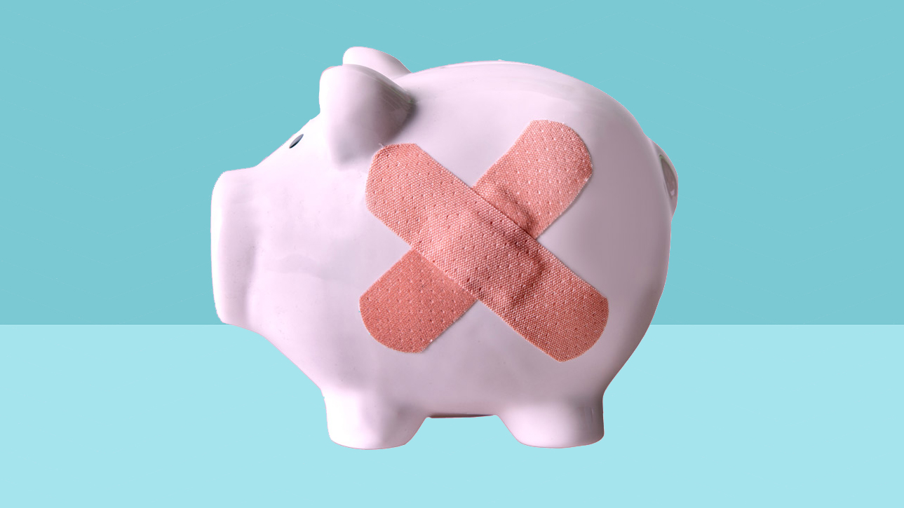 HSA account: What is an HSA, HSA contribution limits, HSA qualified expenses, and more (piggy bank with bandage)