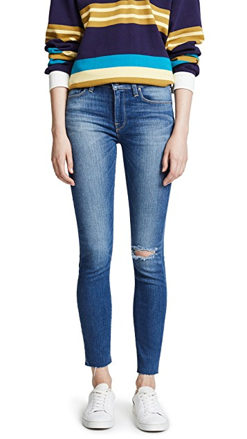 hudson-mid-rise-ankle-jeans