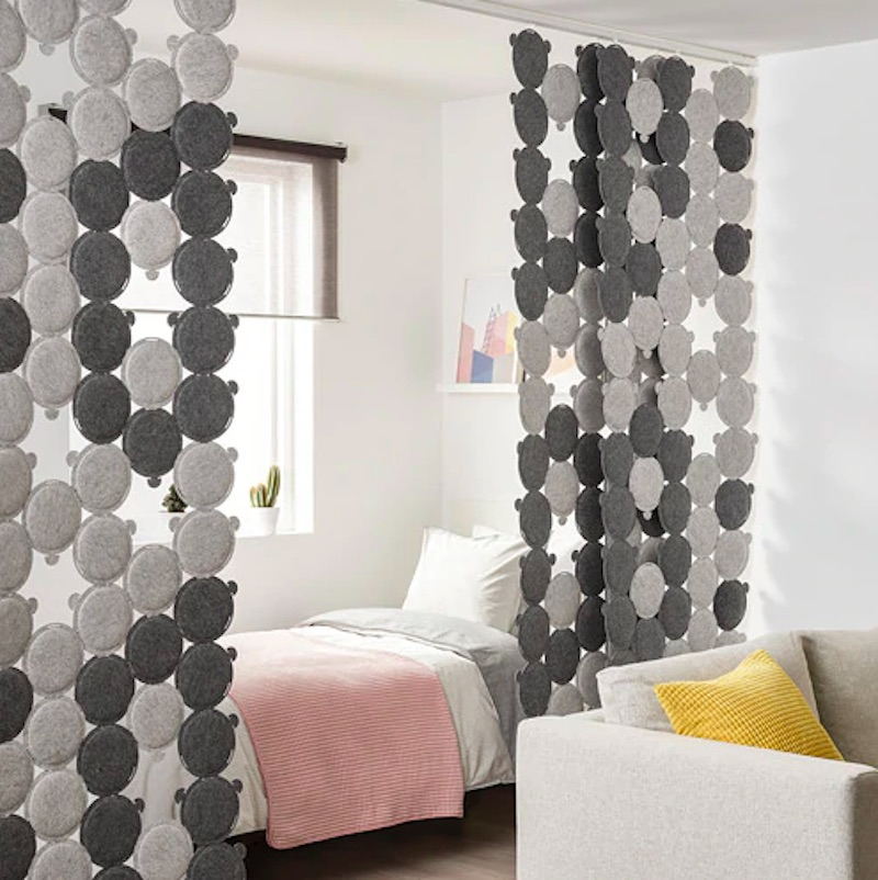 Sounds-Absorbing Curtains from IKEA Catalog 2020