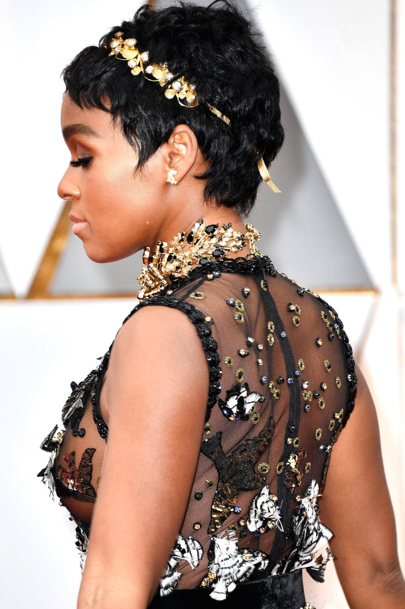 Janelle Monae at the 89th Annual Academy Awards