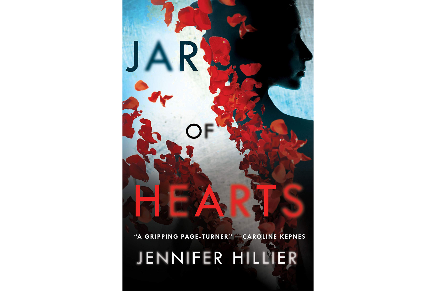 Cover of Jar of Hearts, by Jennifer Hillier