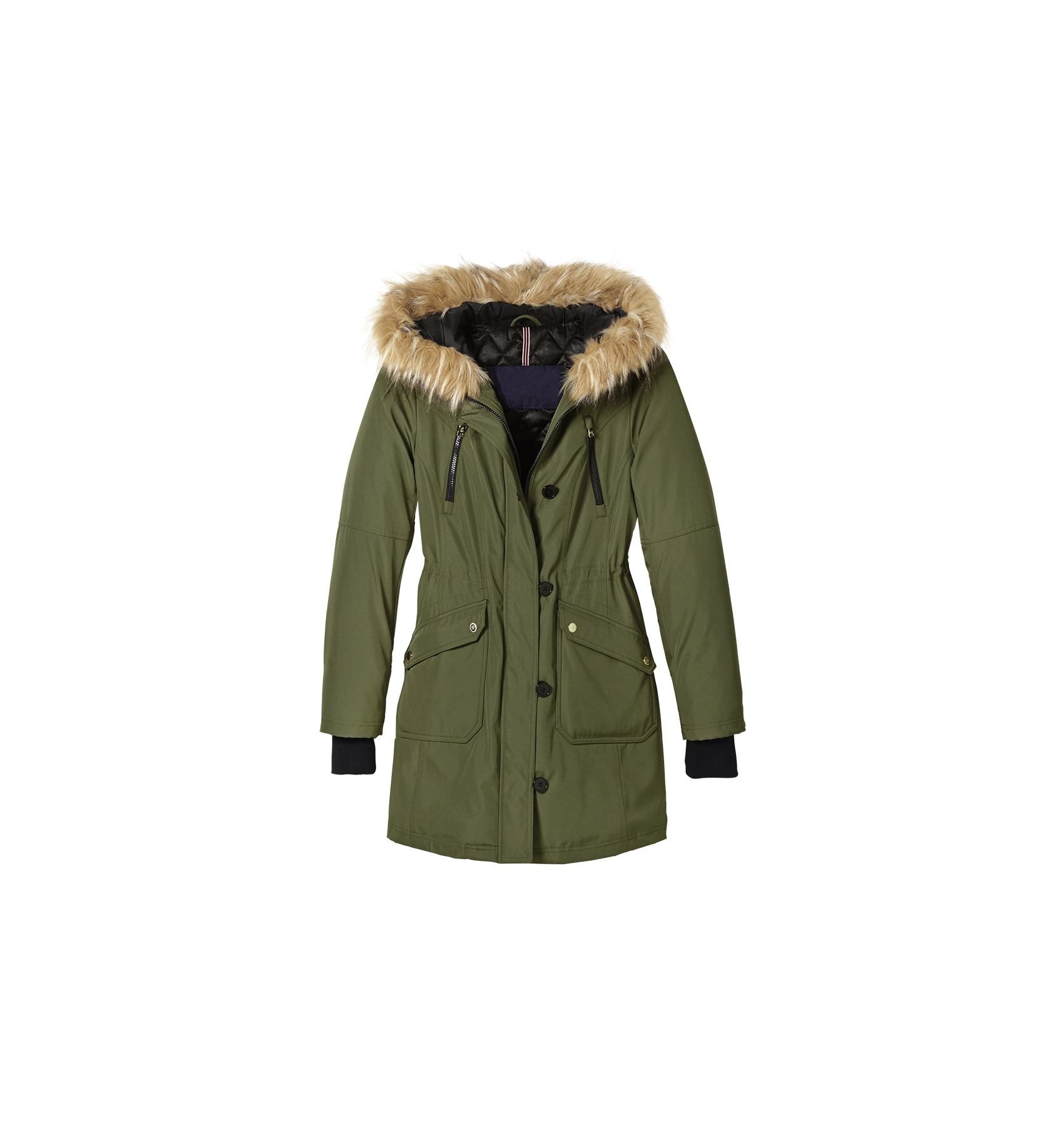 Jessica Simpson Collection Polyester Parka
