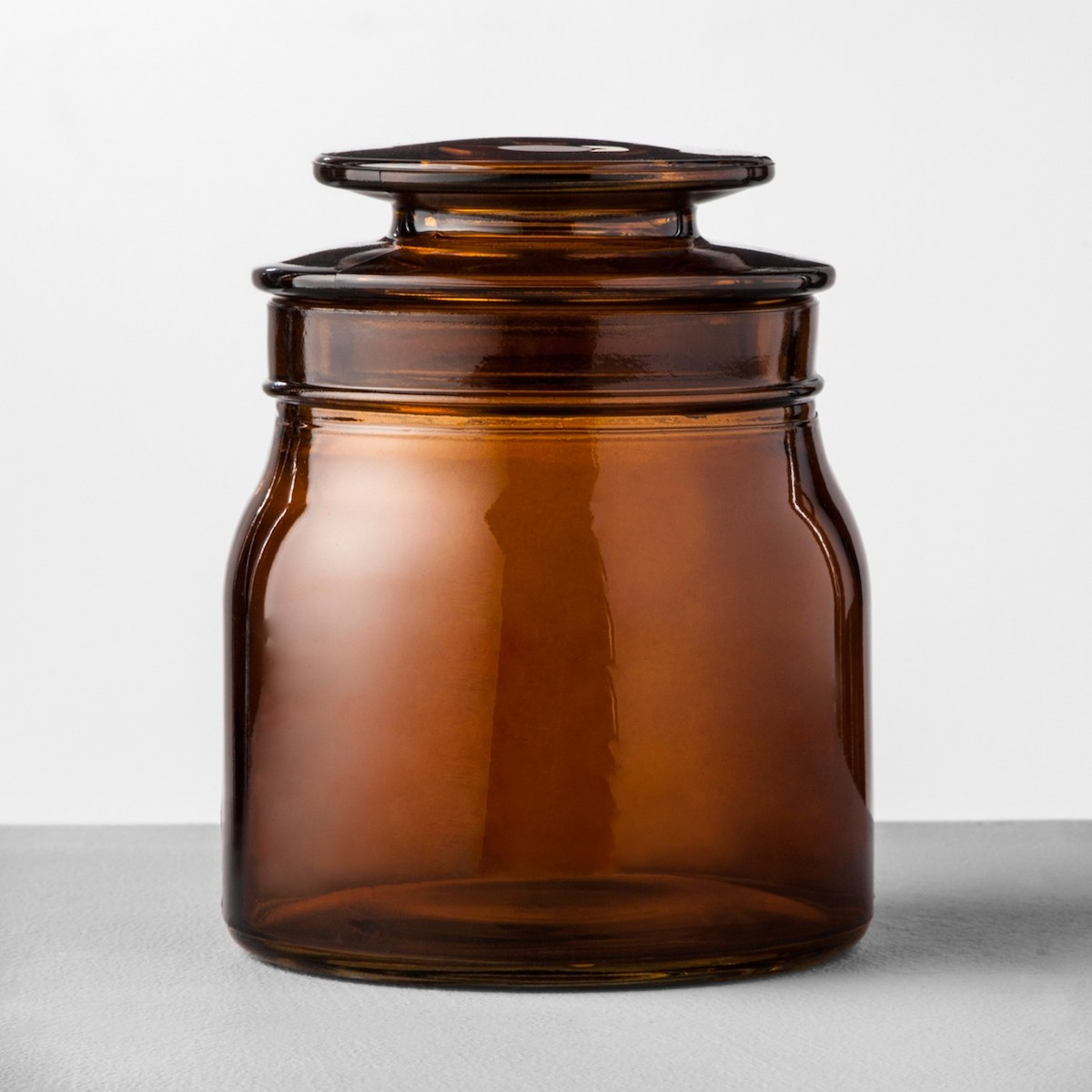 Joanna Gaines Target Fall Collection, Amber Glass Canister