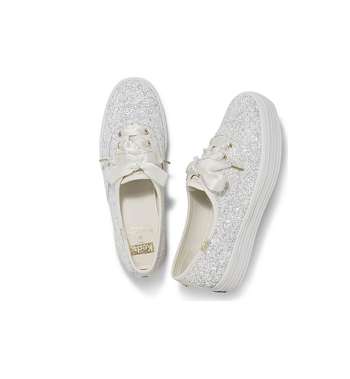 Wedding Sneakers by Keds and Kate Spade