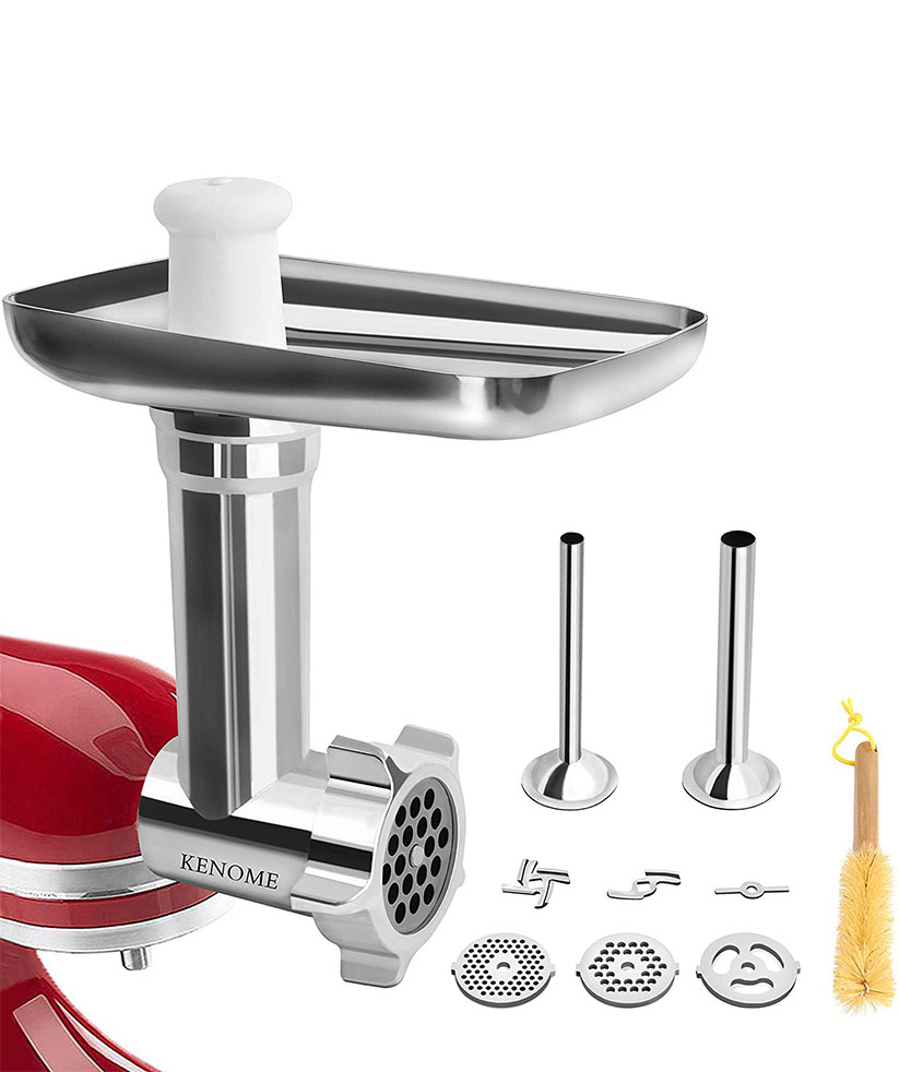 The Best Kitchenaid Appliances And Mixer Attachments On Amazon Real Simple