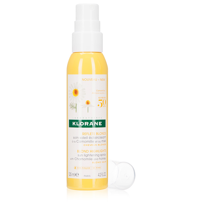 Sun Lightening Spray with Chamomile and Honey