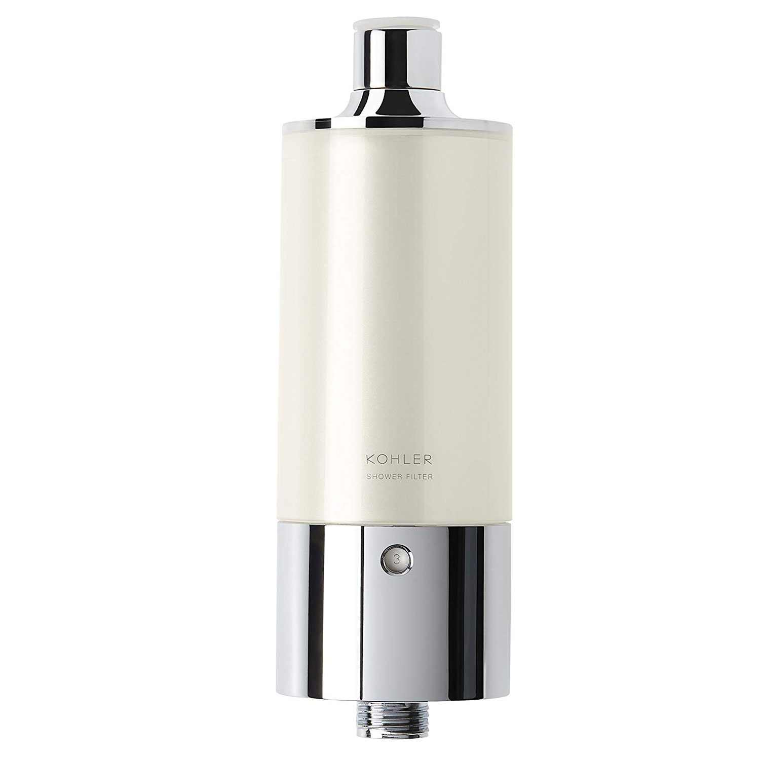 Kohler 30646-CP Aquifer Shower Water Filtration System