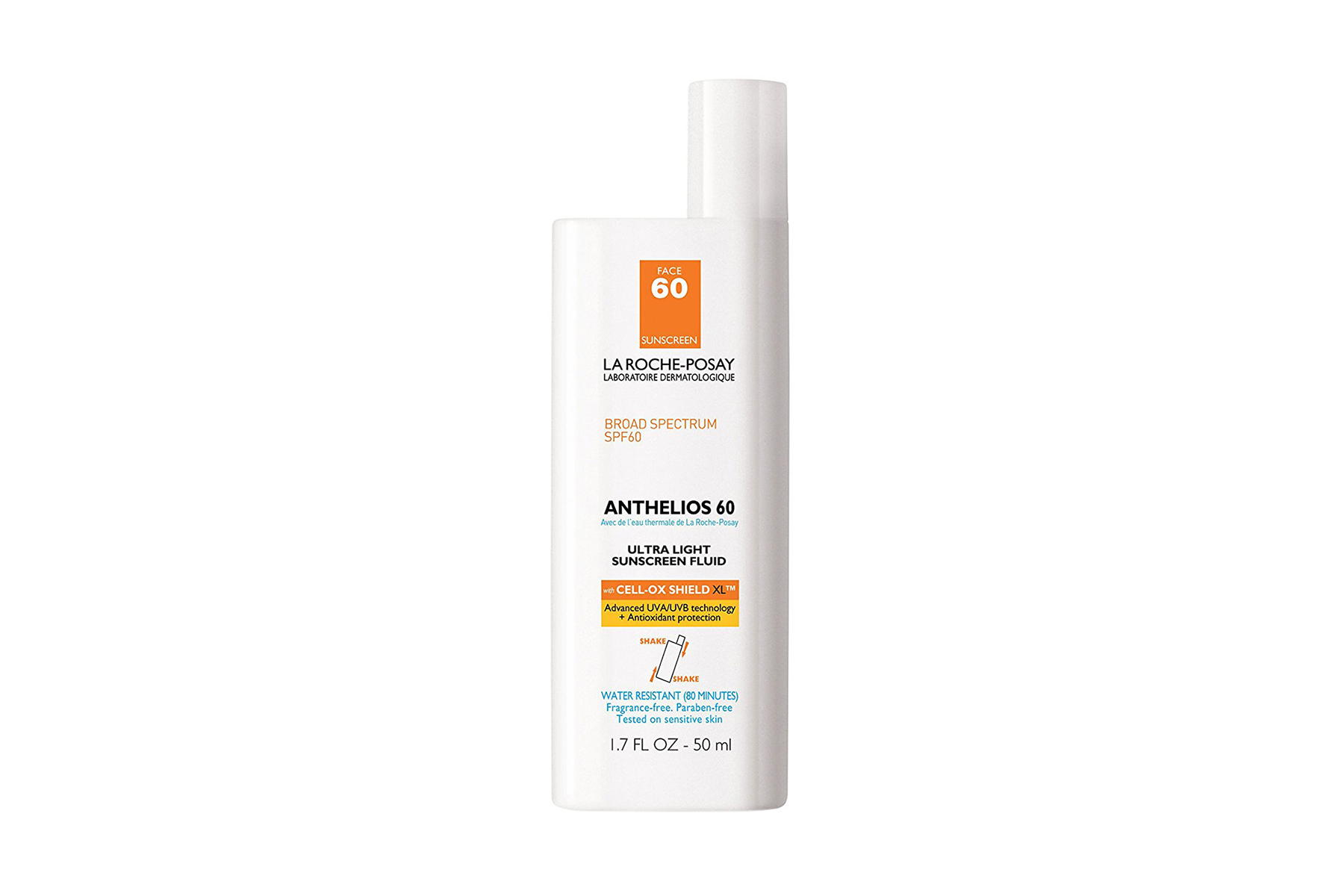 La Roche Posey Anthelios 60 Face Sunscreen