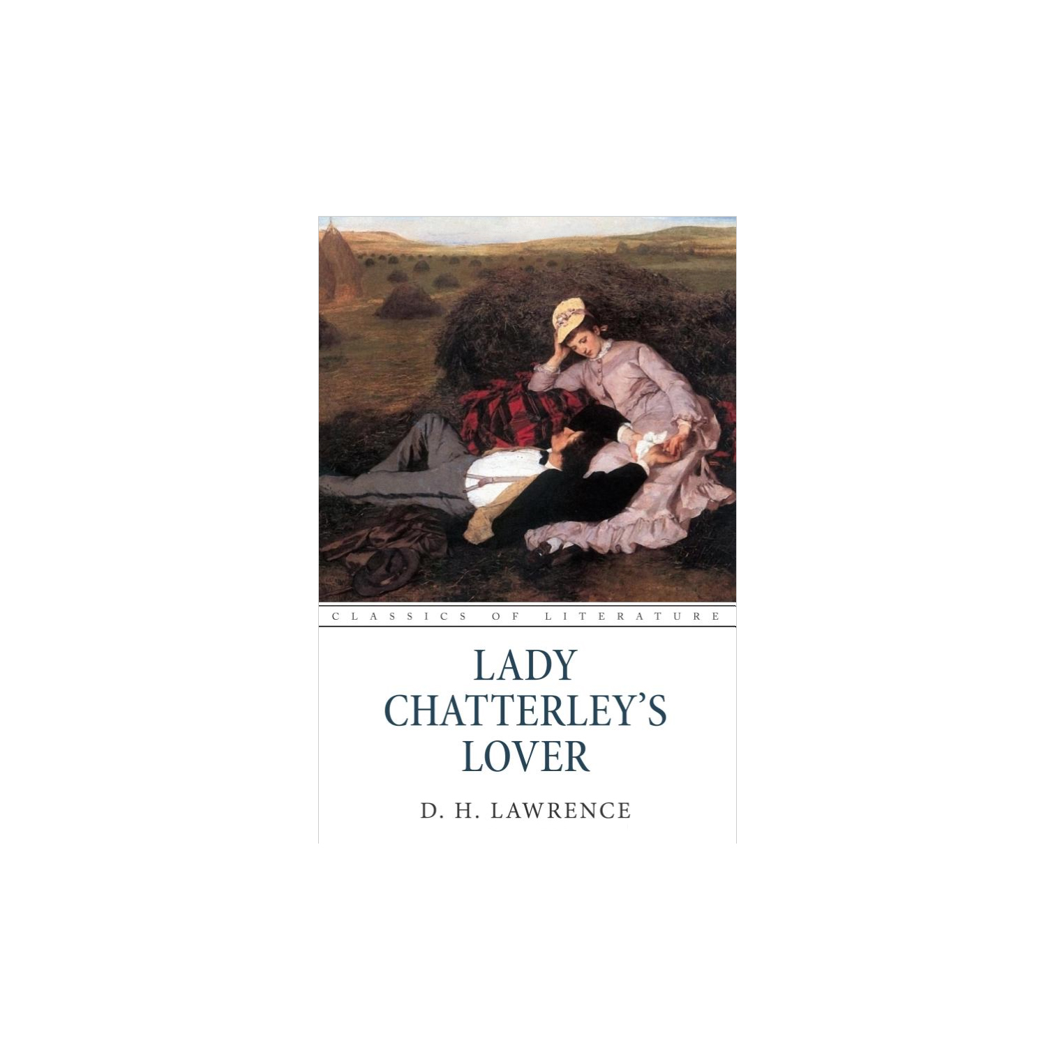 Lady Chatterley's Lover, by D.H. Lawrence