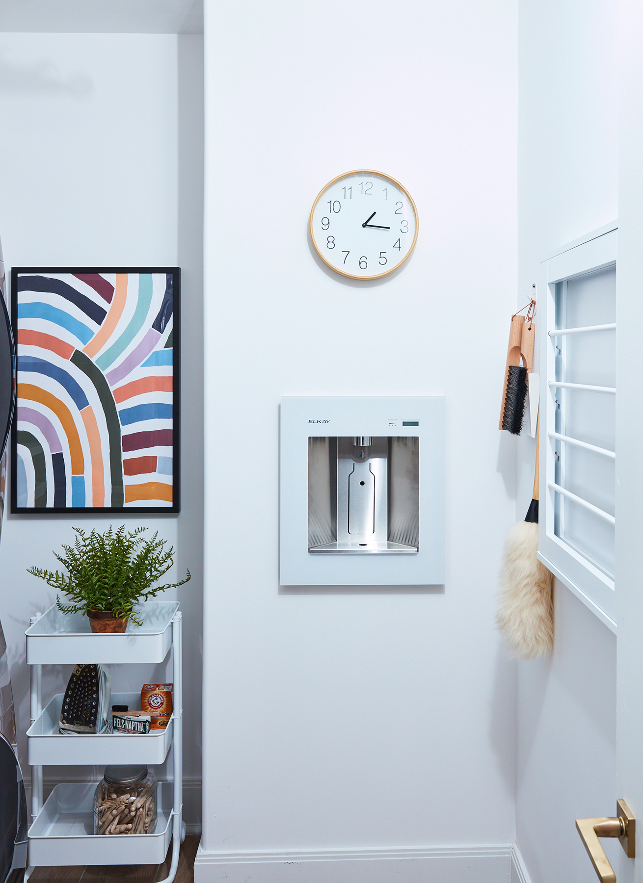 2019 Real Simple Home: Laundry Room