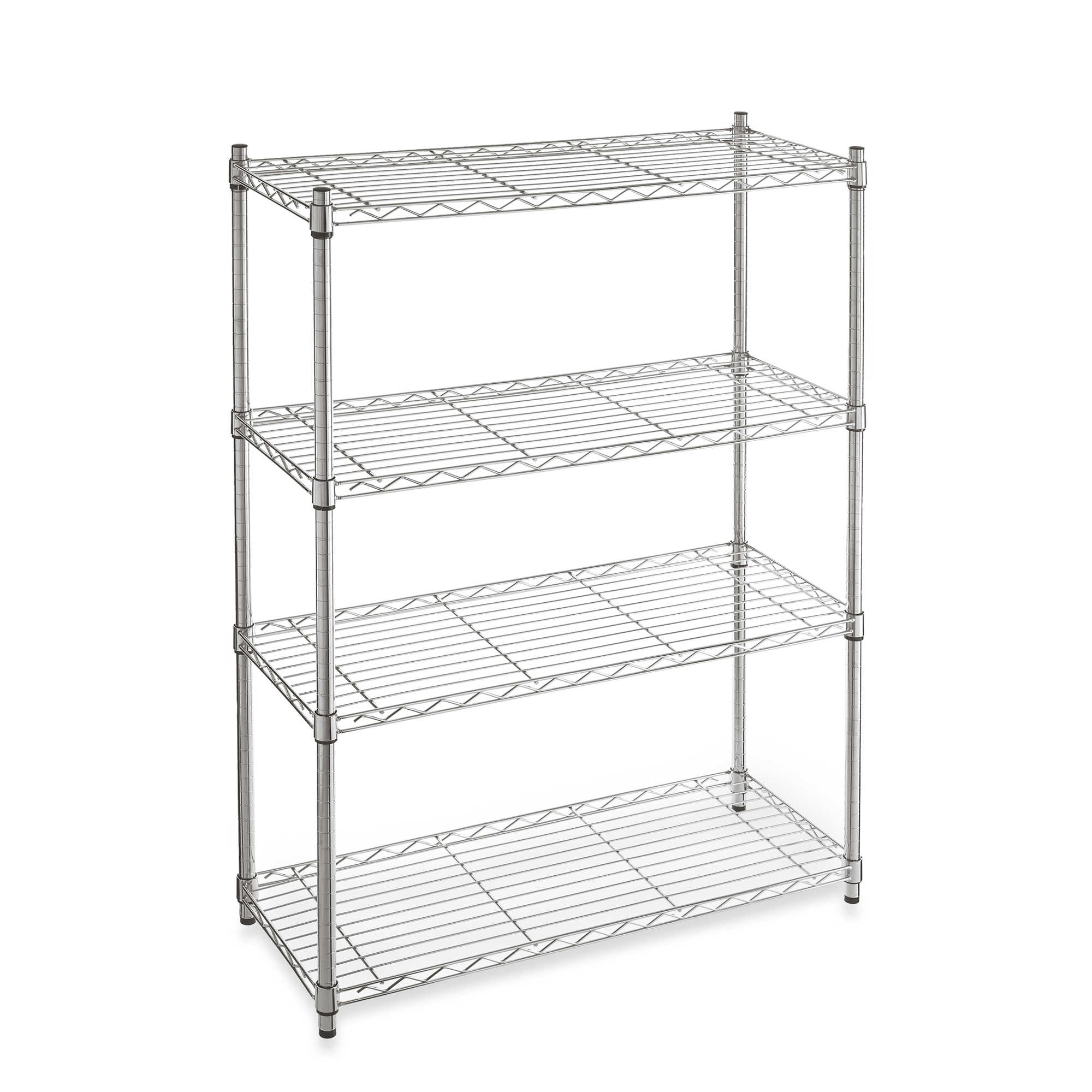 Laundry Room Organization metal Shelving unit