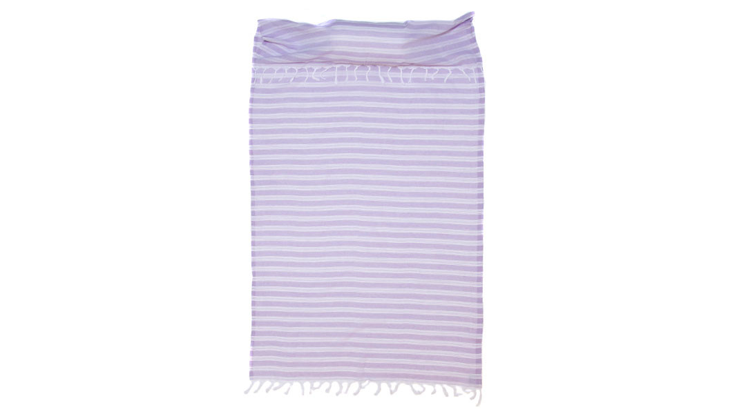 Sand Cloud Lavender Pillow Towel