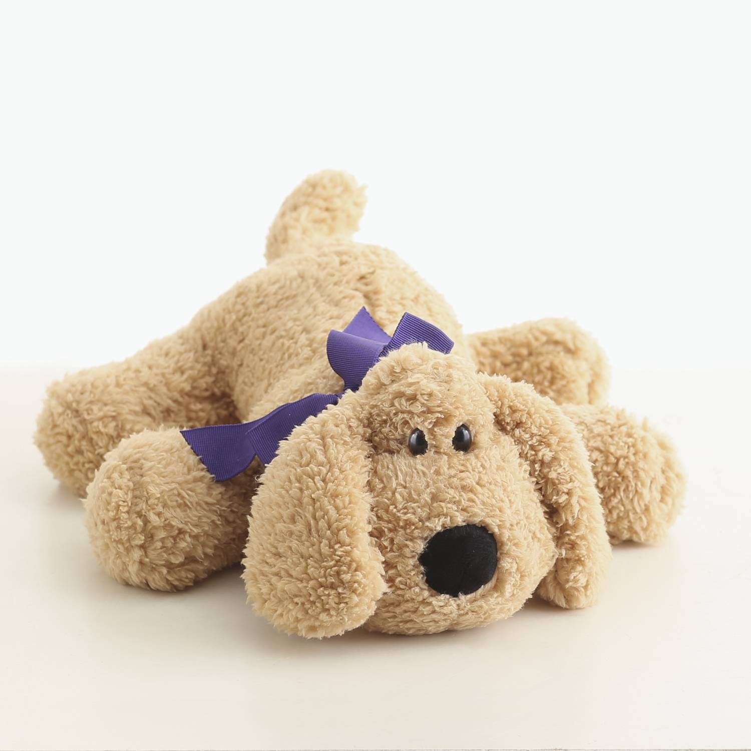 Soothing lavender scented stuffed animal dog