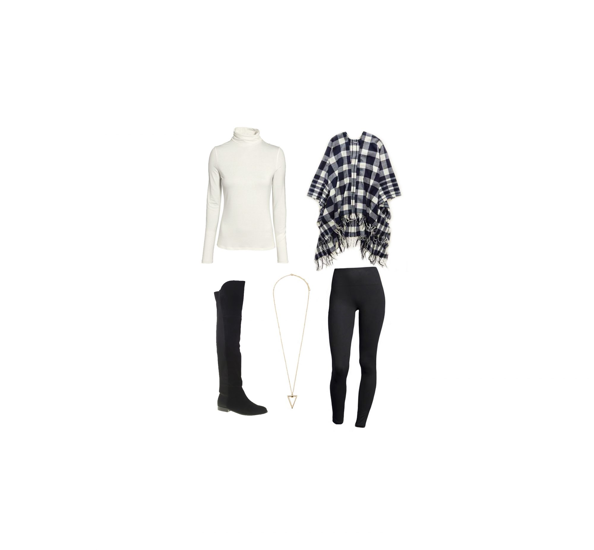 Legging outfit for weekend wear