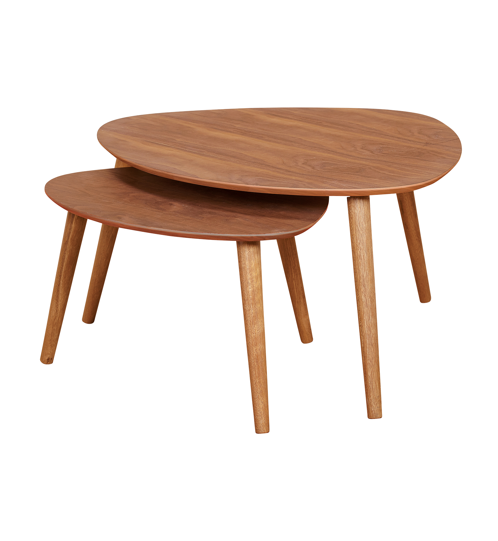 The Lexi Collection Modern Nesting Tables