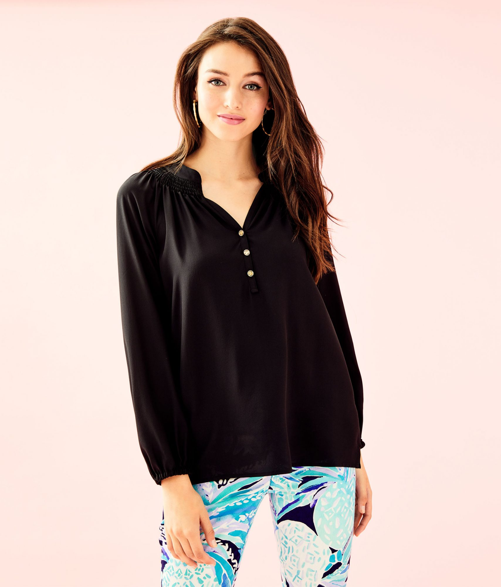 lilly pulitzer after party sale on blouses