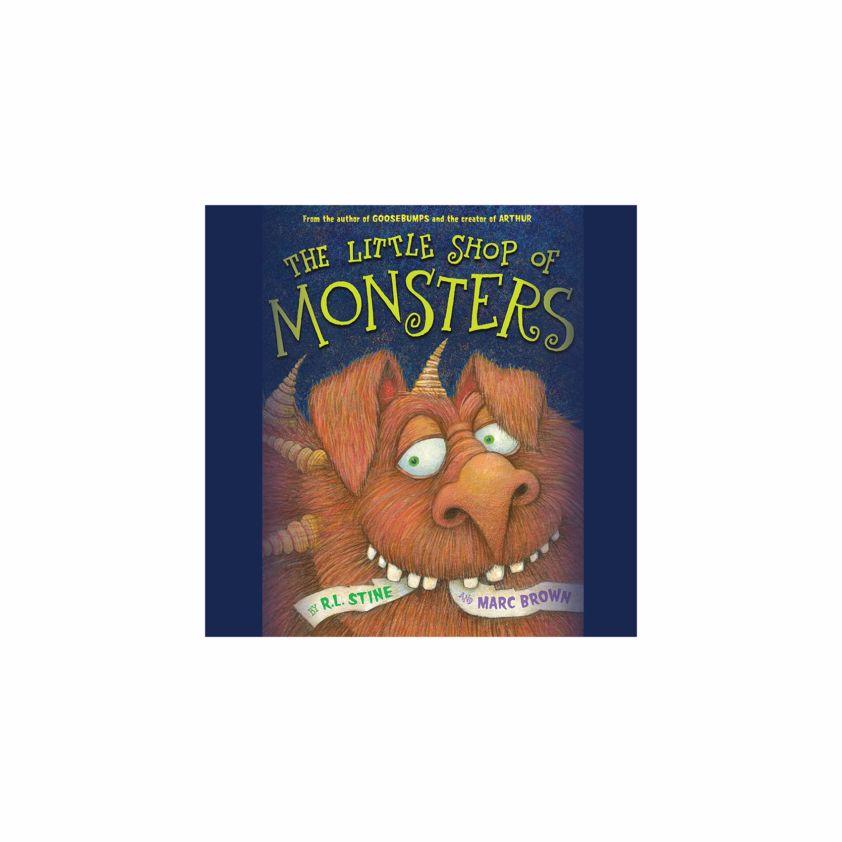 The Little Shop of Monsters audiobook