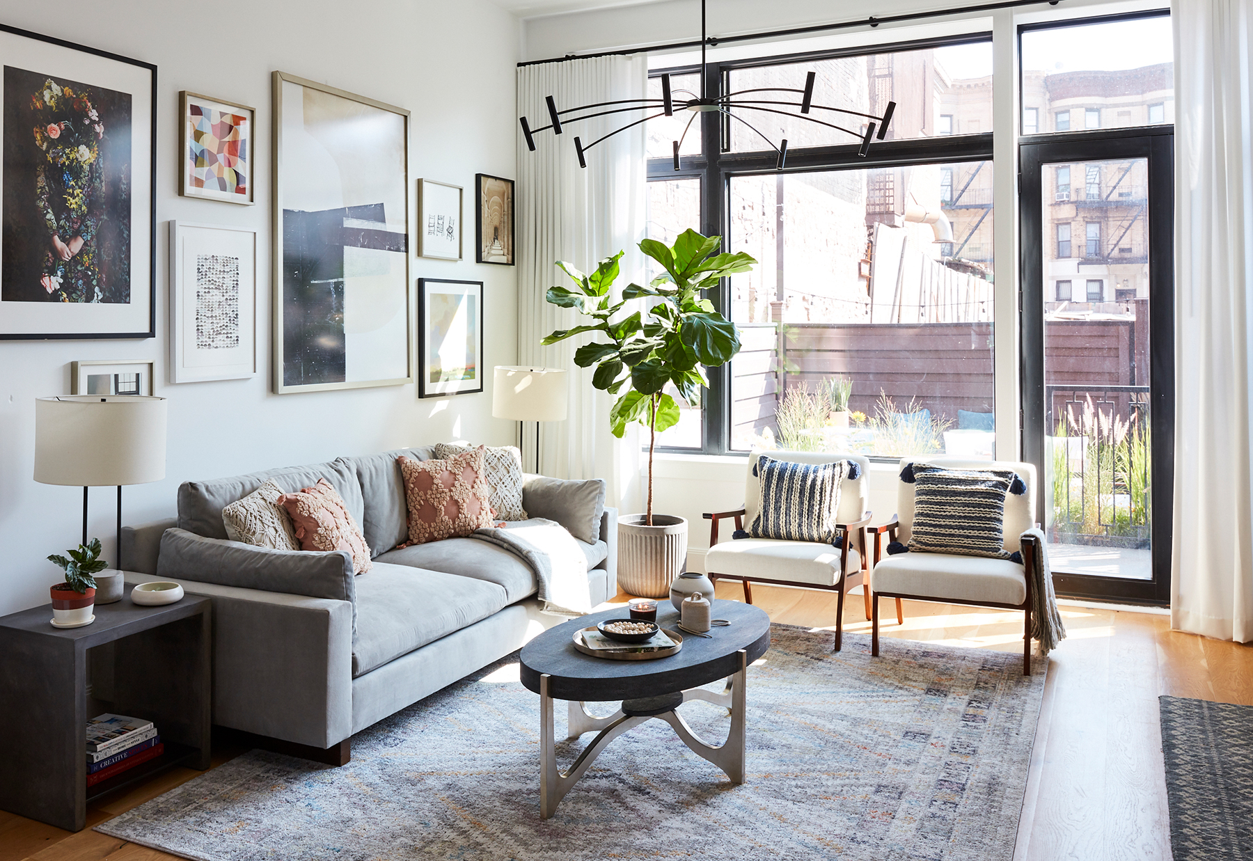 2019 Real Simple Home: Living Room