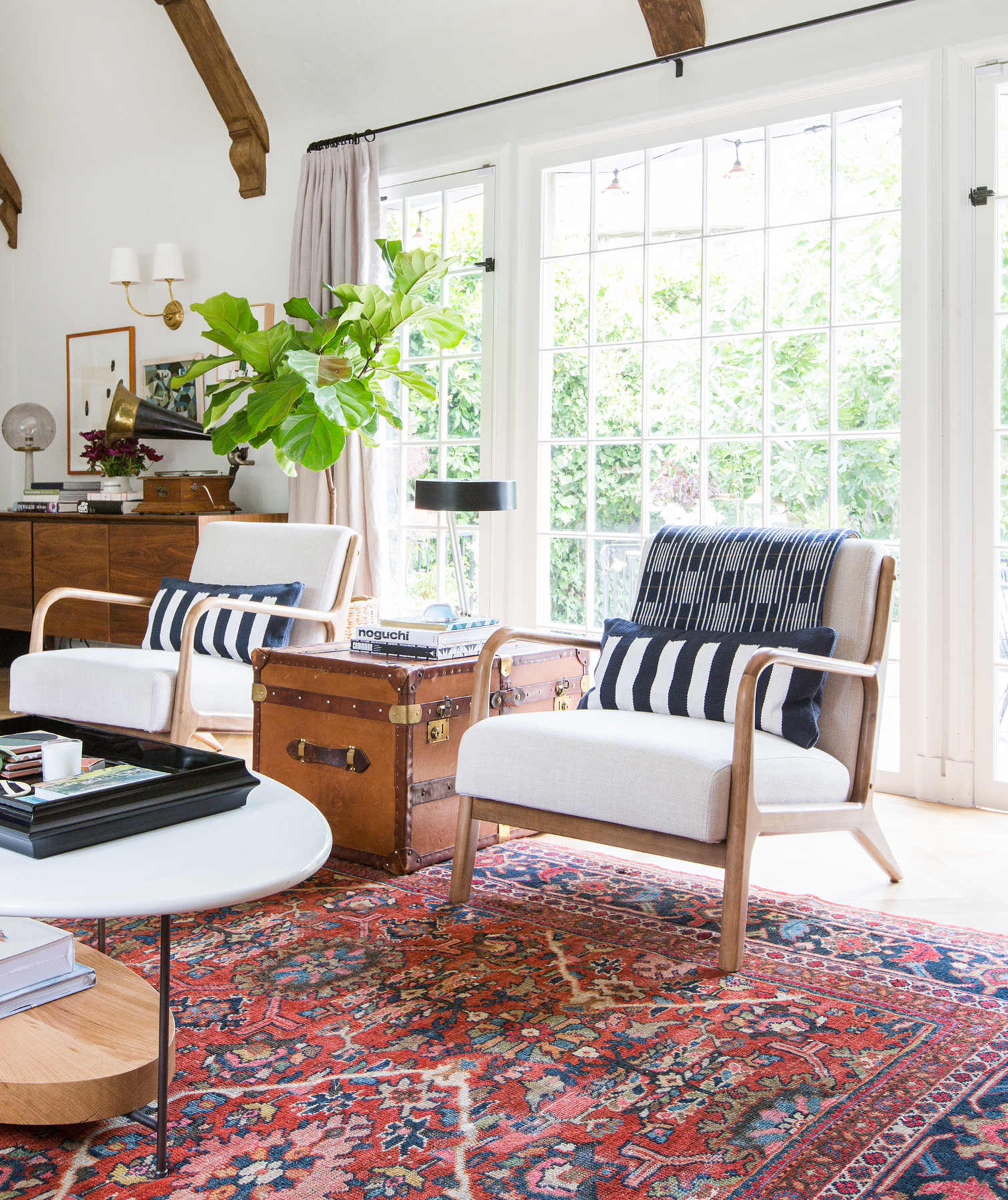 Emily Henderson Living Room Chairs