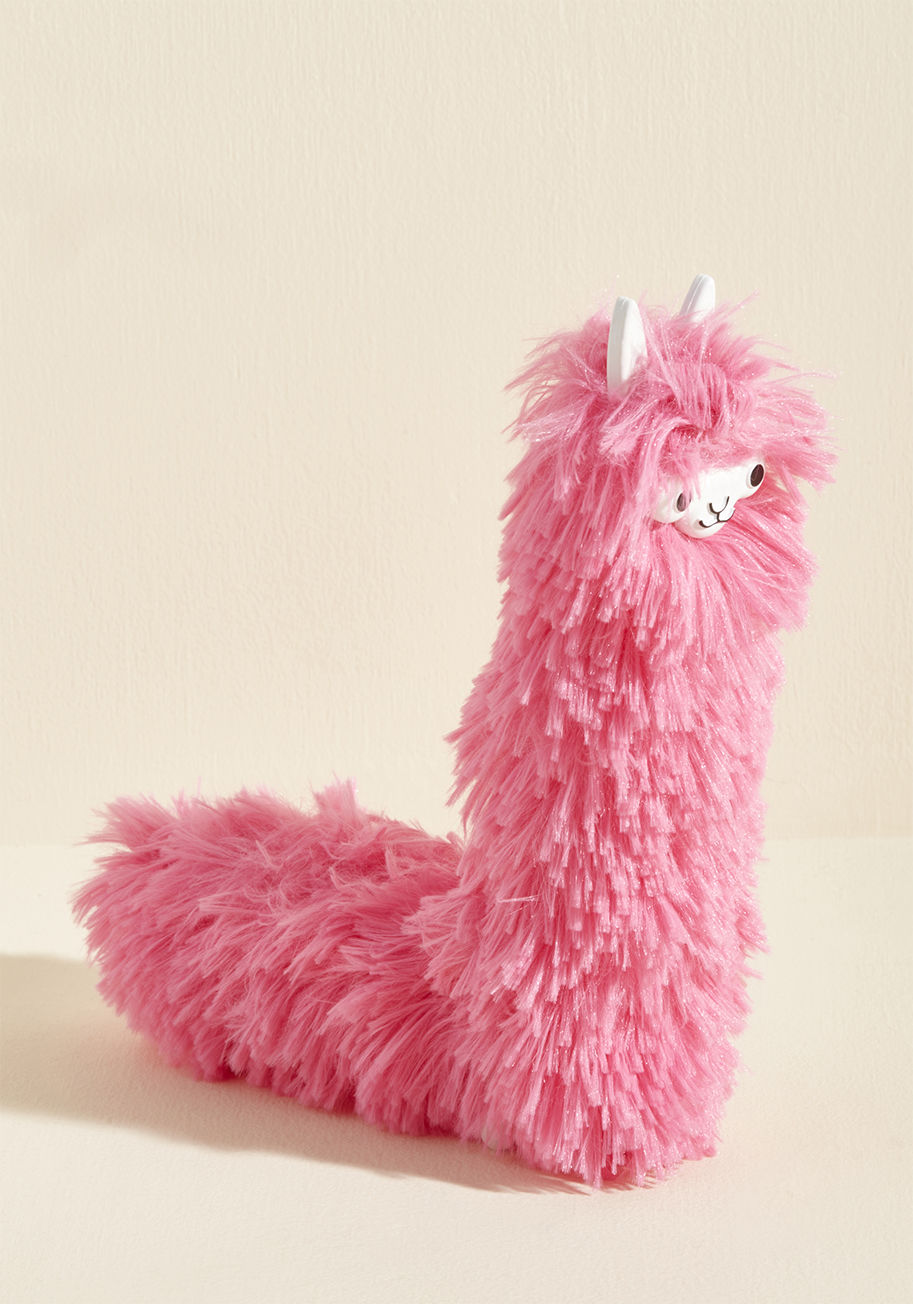 Particle to Play Llama Duster