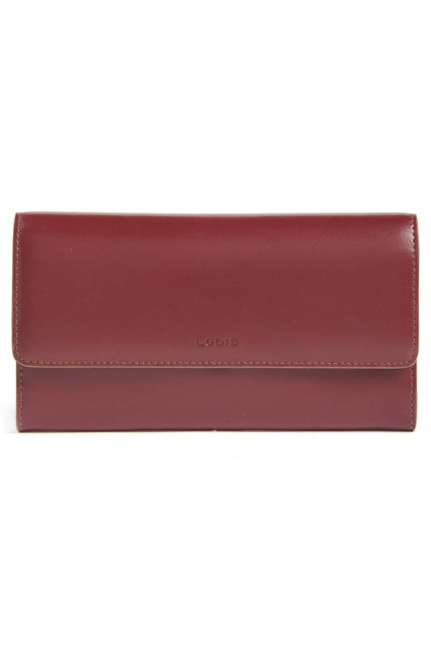 Lodis Audrey –Cami RFID Leather Clutch Wallet
