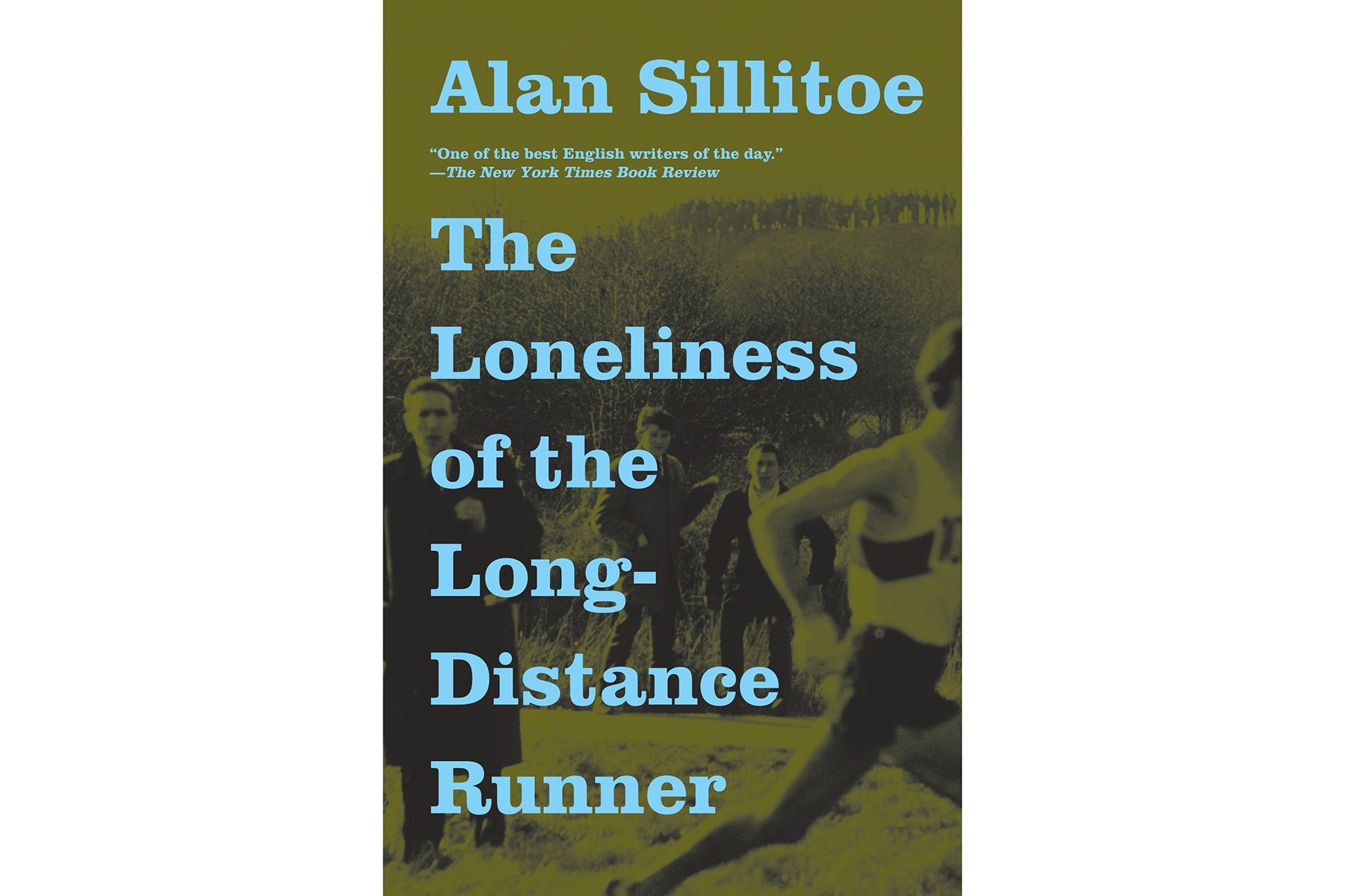 Cover of The Loneliness of the Long-Distance Runner, by Alan Sillitoe