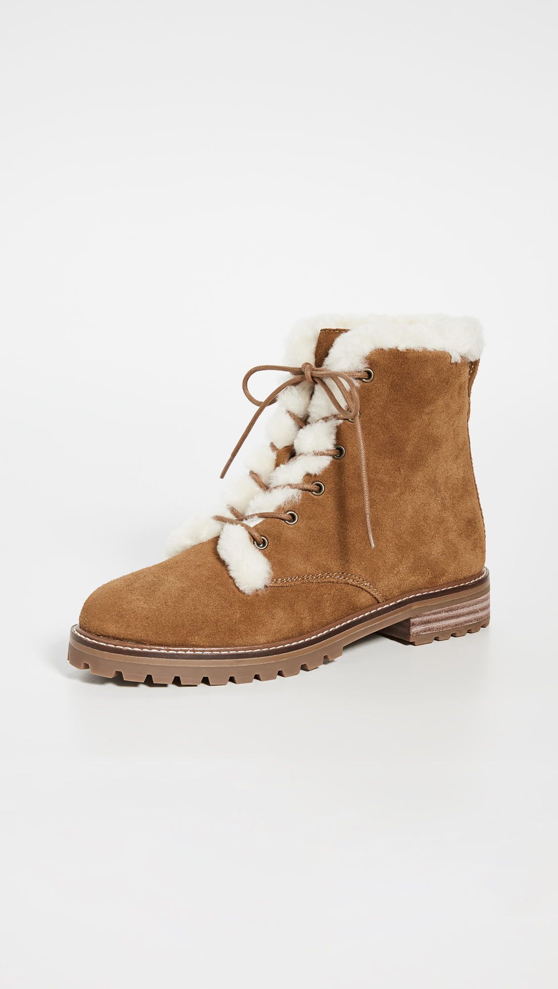 madewell levi lace-up boot for women