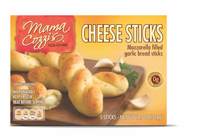 Mama Cozzi's Pizza Kitchen Cheese Bread Sticks