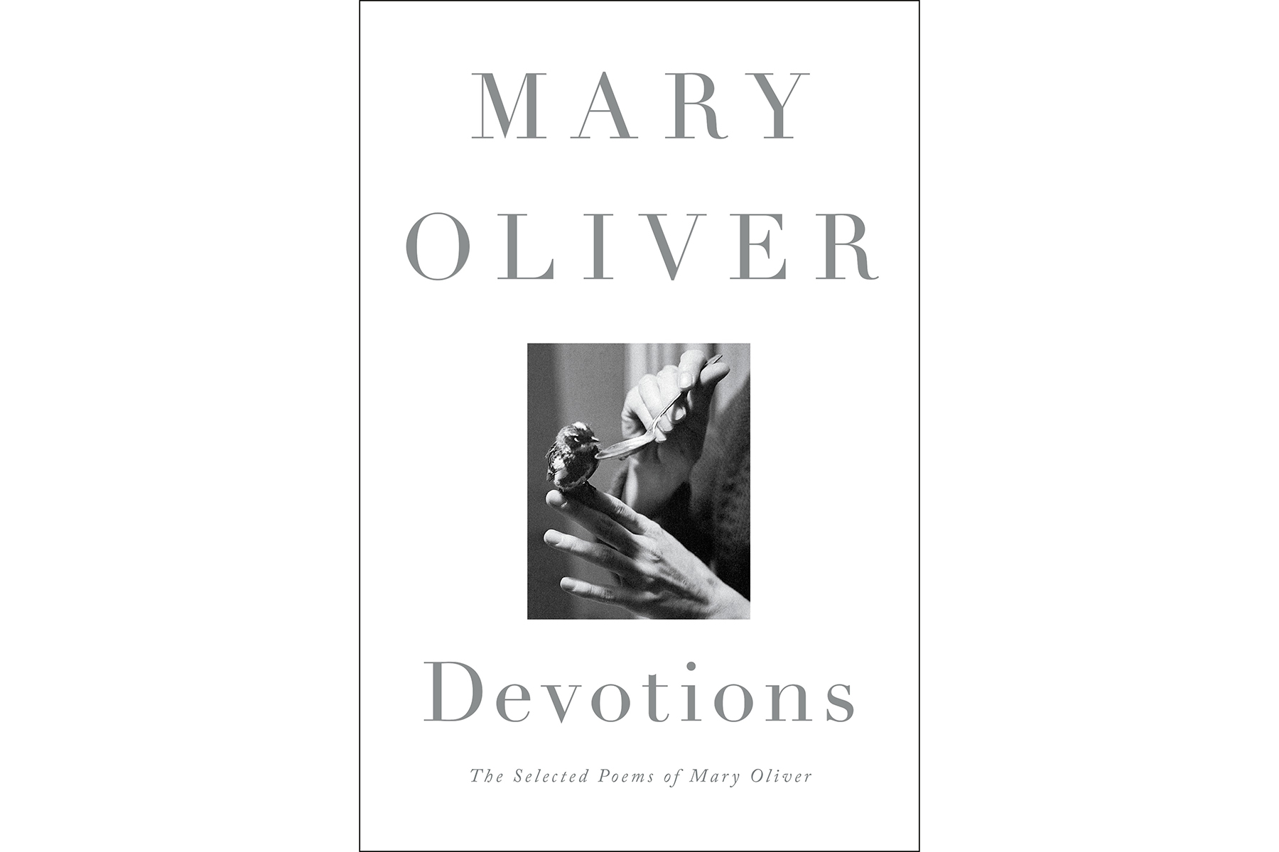Devotions, by Mary Oliver Cover