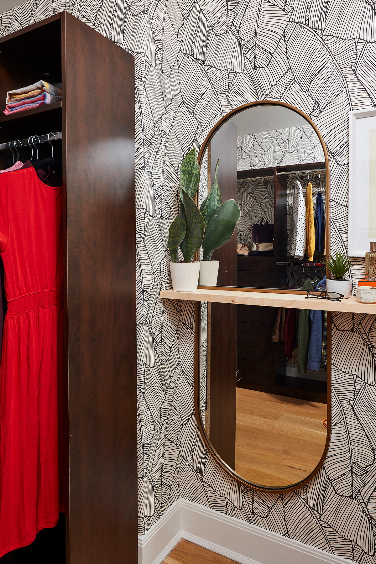 2019 Real Simple Home: Master Bedroom Closet