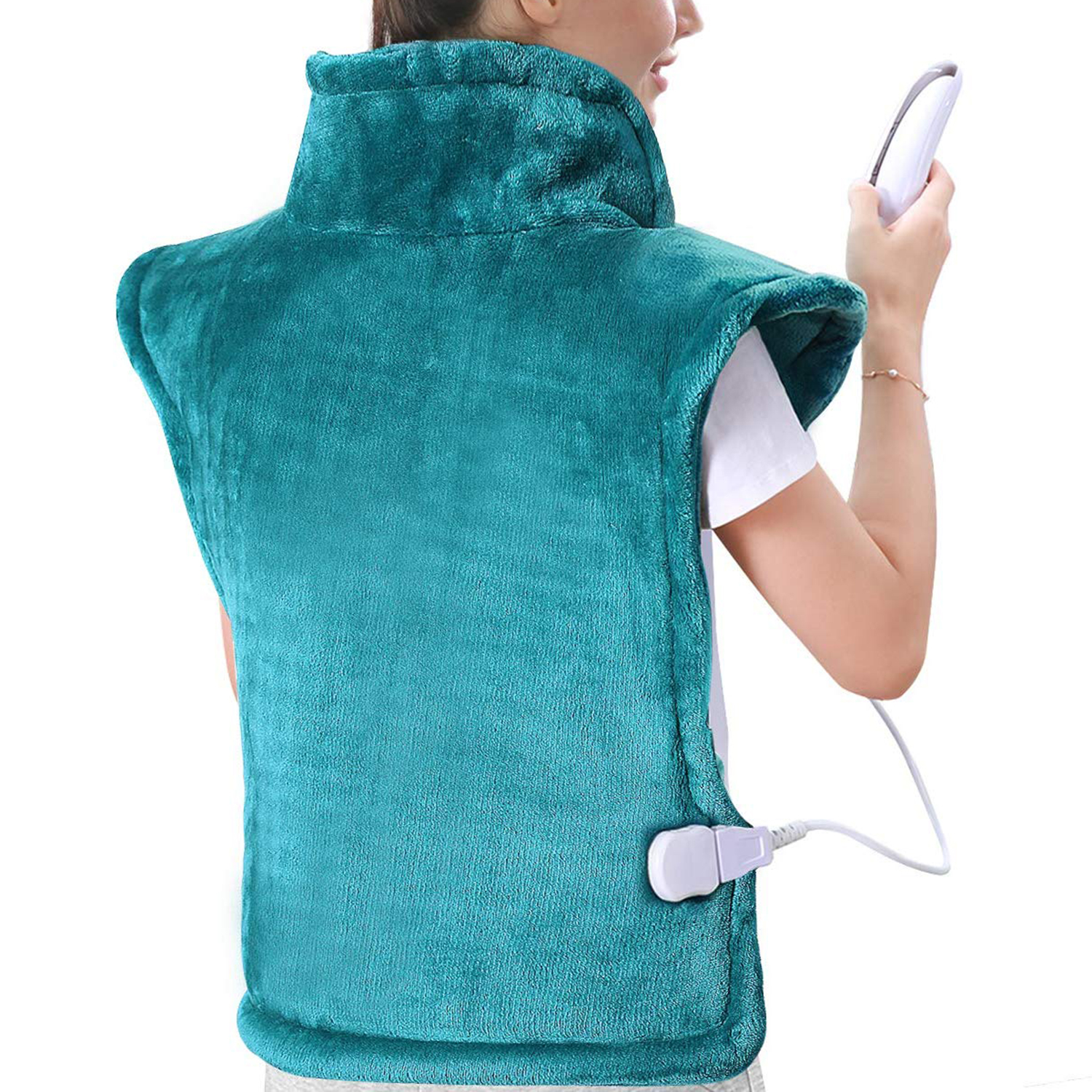 MaxKare Large Heating Pad for Back and Shoulder Pain
