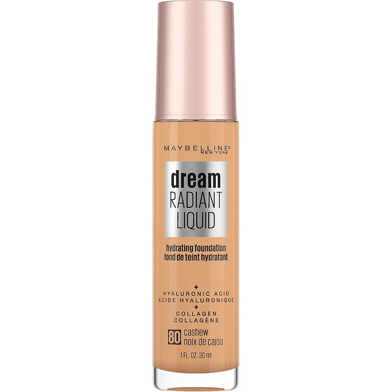 Maybelline Dream Radiant Foundation