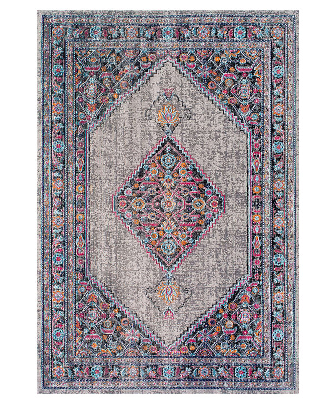 Medallion Rug Pattern