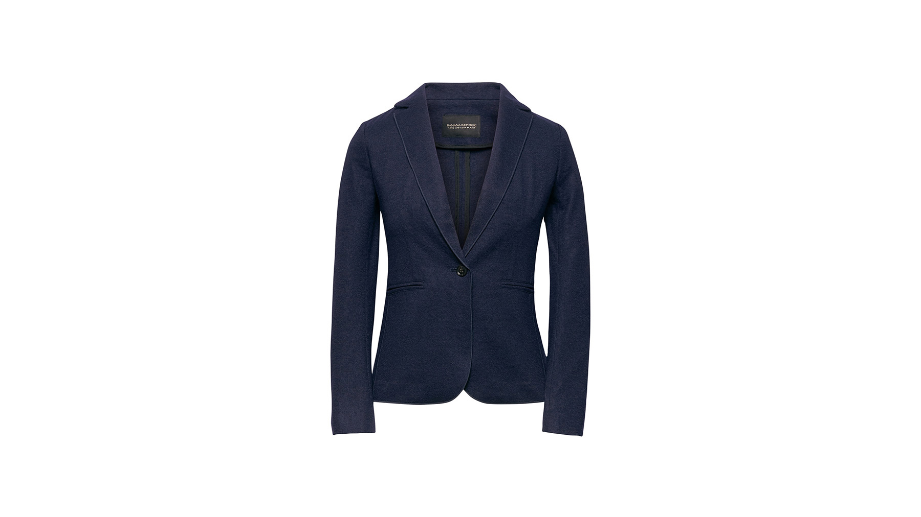 Navy Blazer Like Meghan Markle's From Banana Republic