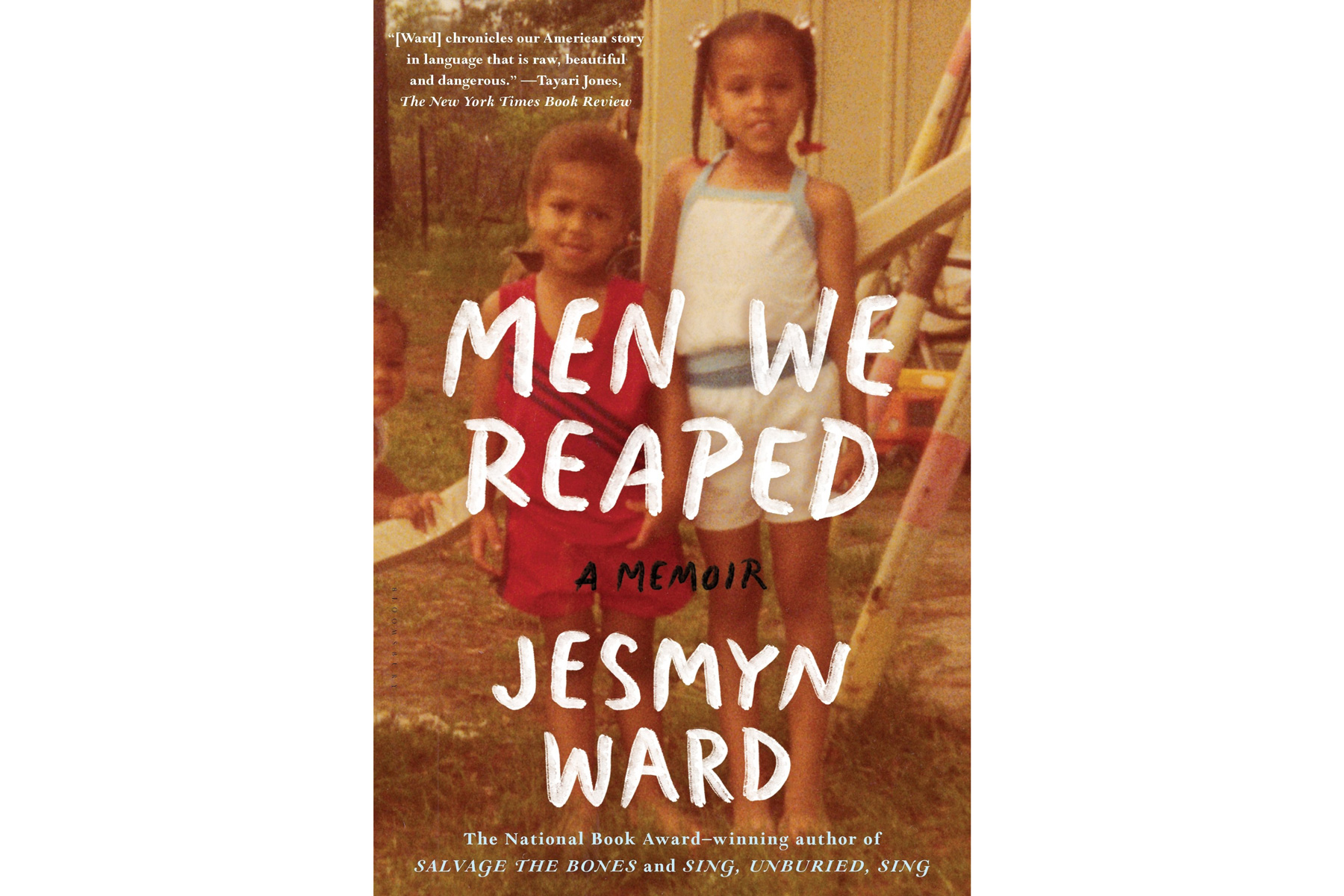 Men We Reaped, by Jesmyn Ward