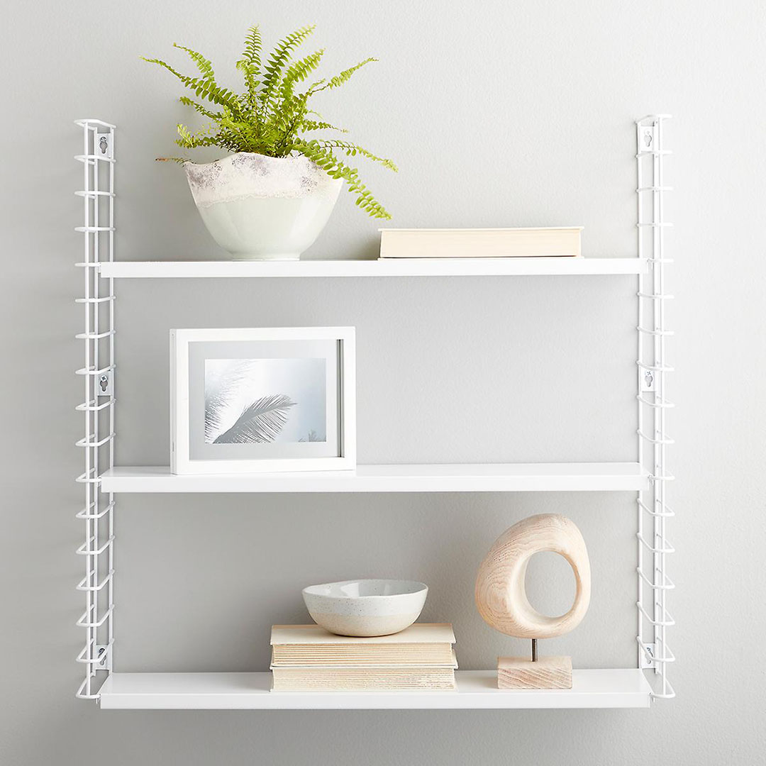 Metal Libro Wall Shelf Container Store