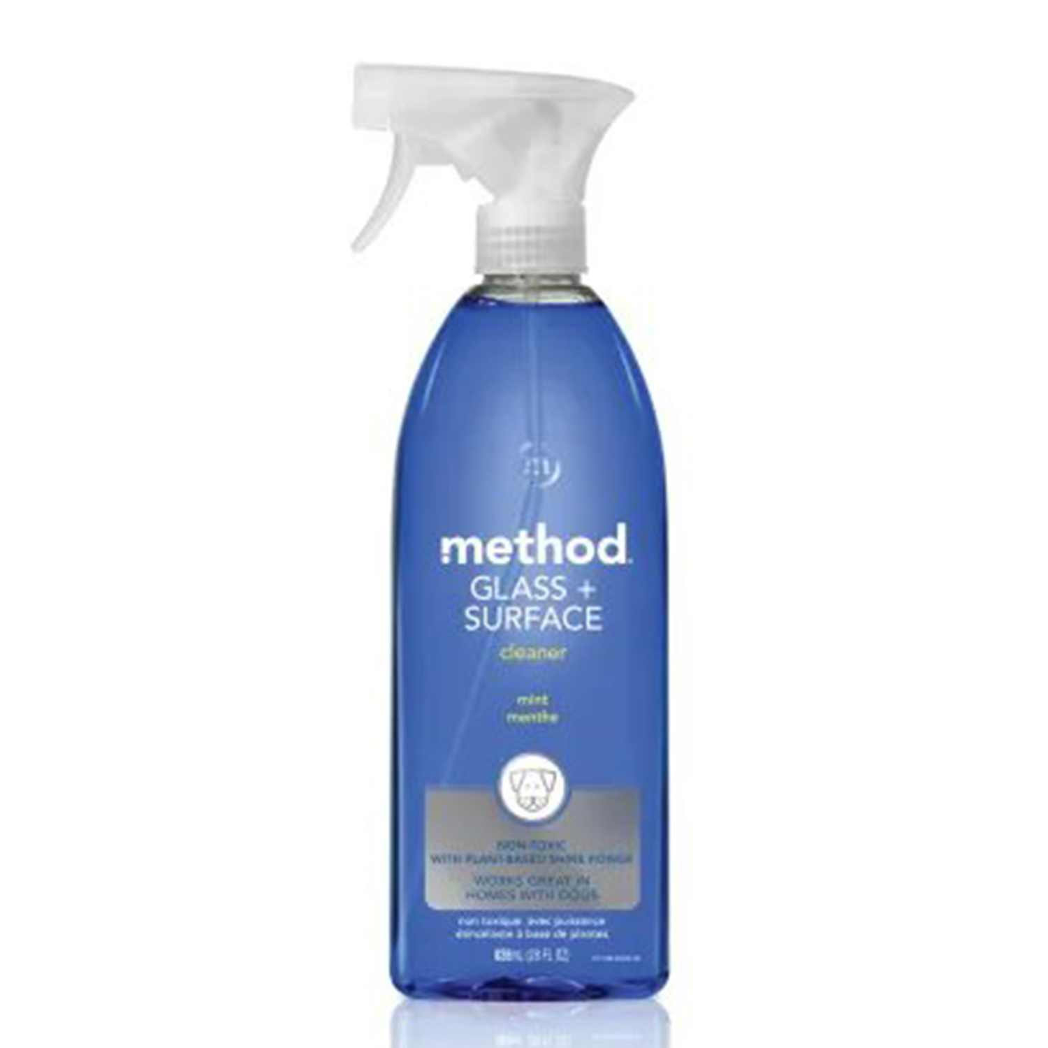 Method Mint Glass Cleaner + Surface Cleaner for Dog