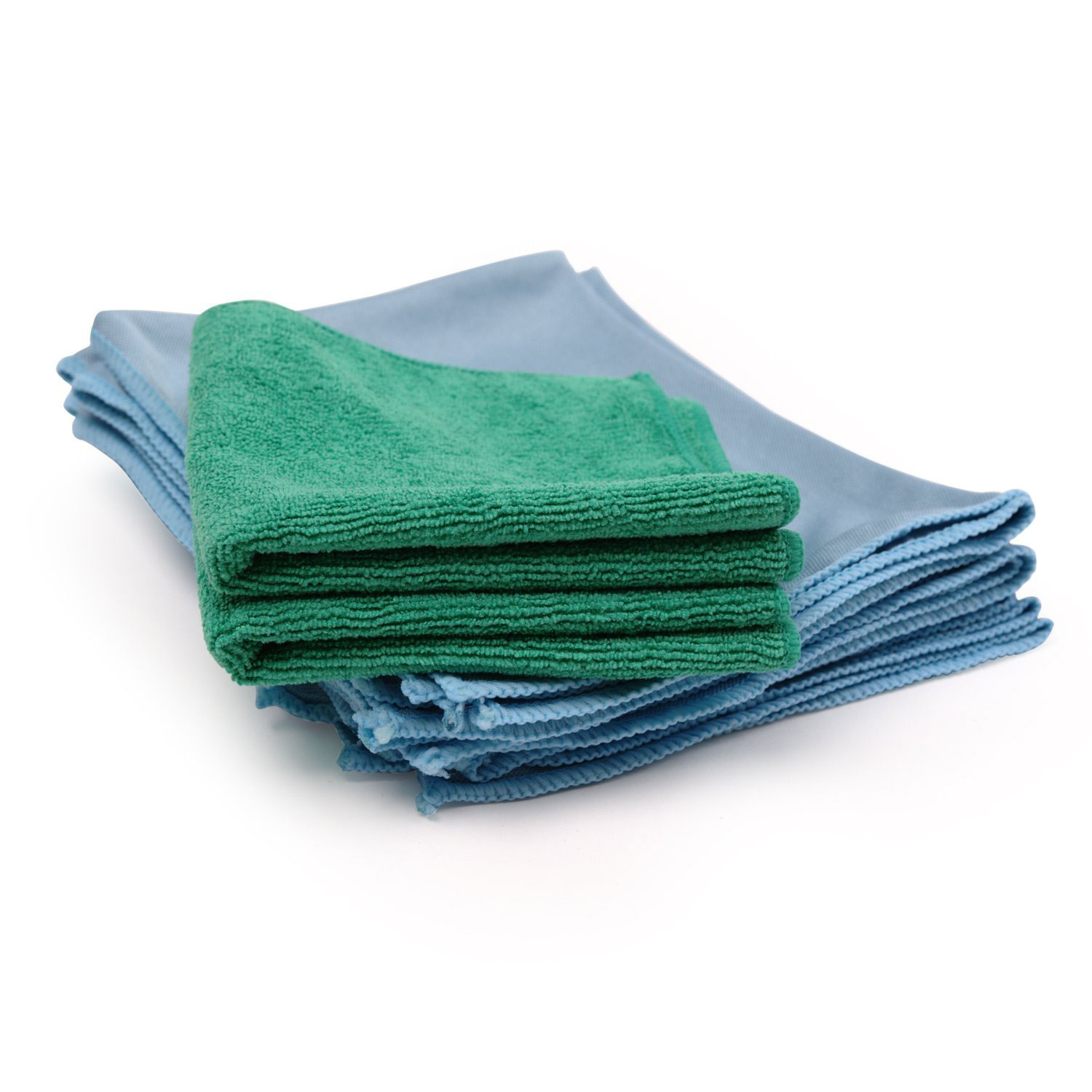 Microfiber Glass Cleaning Cloths 8 Pack