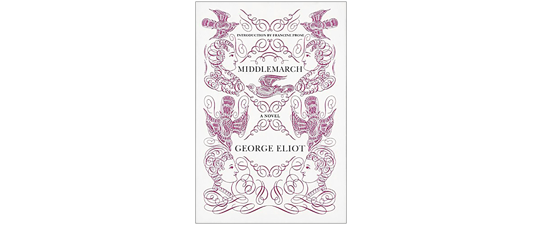 Cover of Middlemarch, by George Eliot