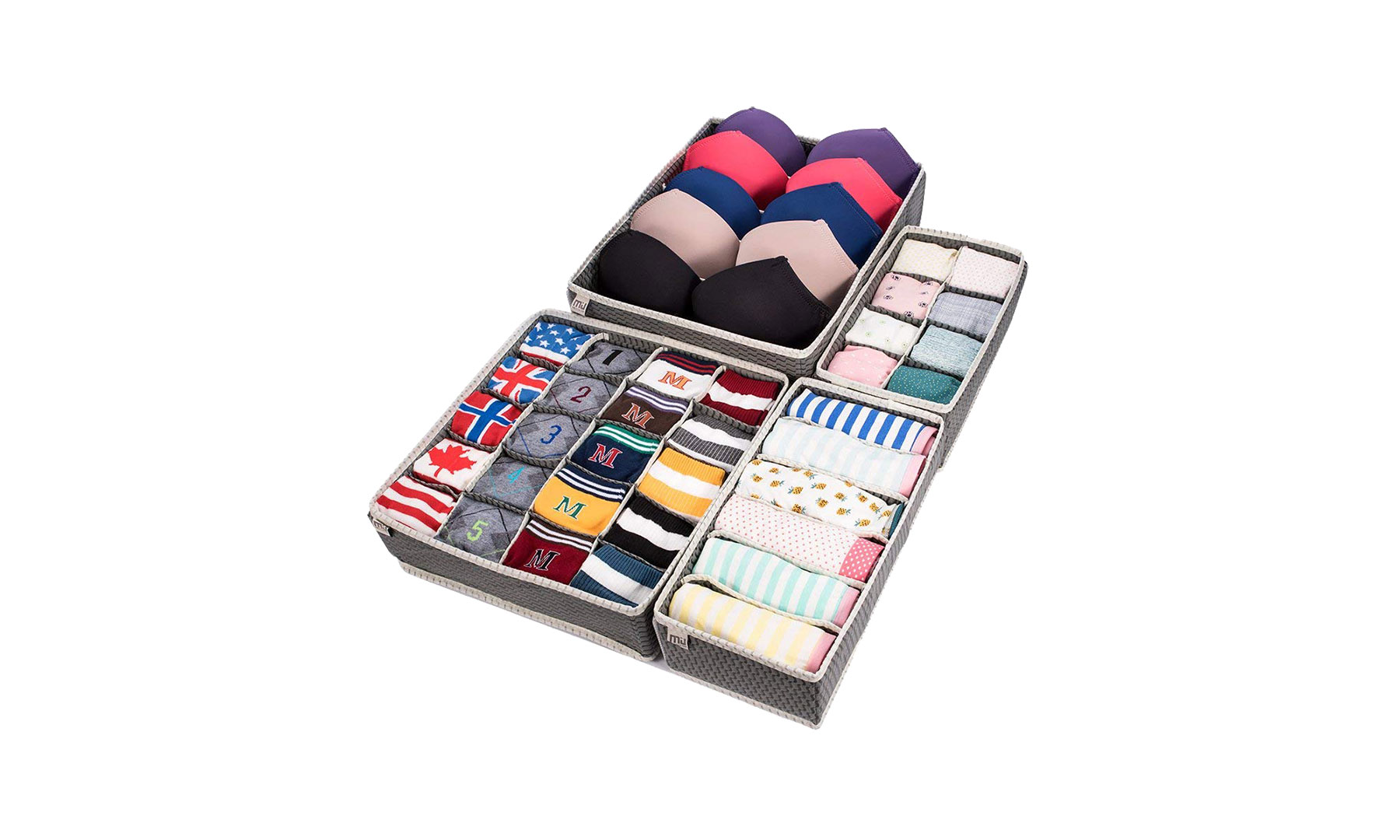 MIU COLOR Foldable Organizers