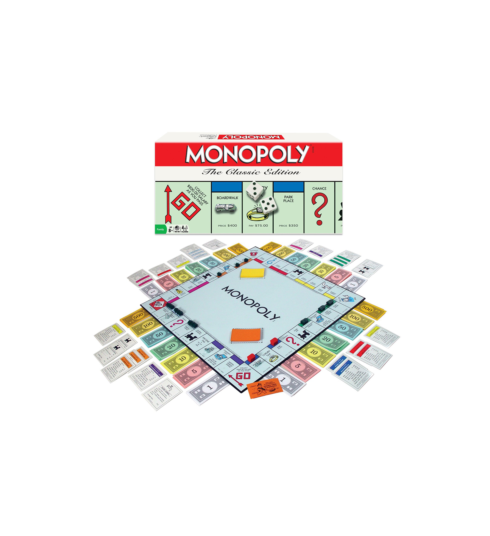 Monopoly—The Classic Edition