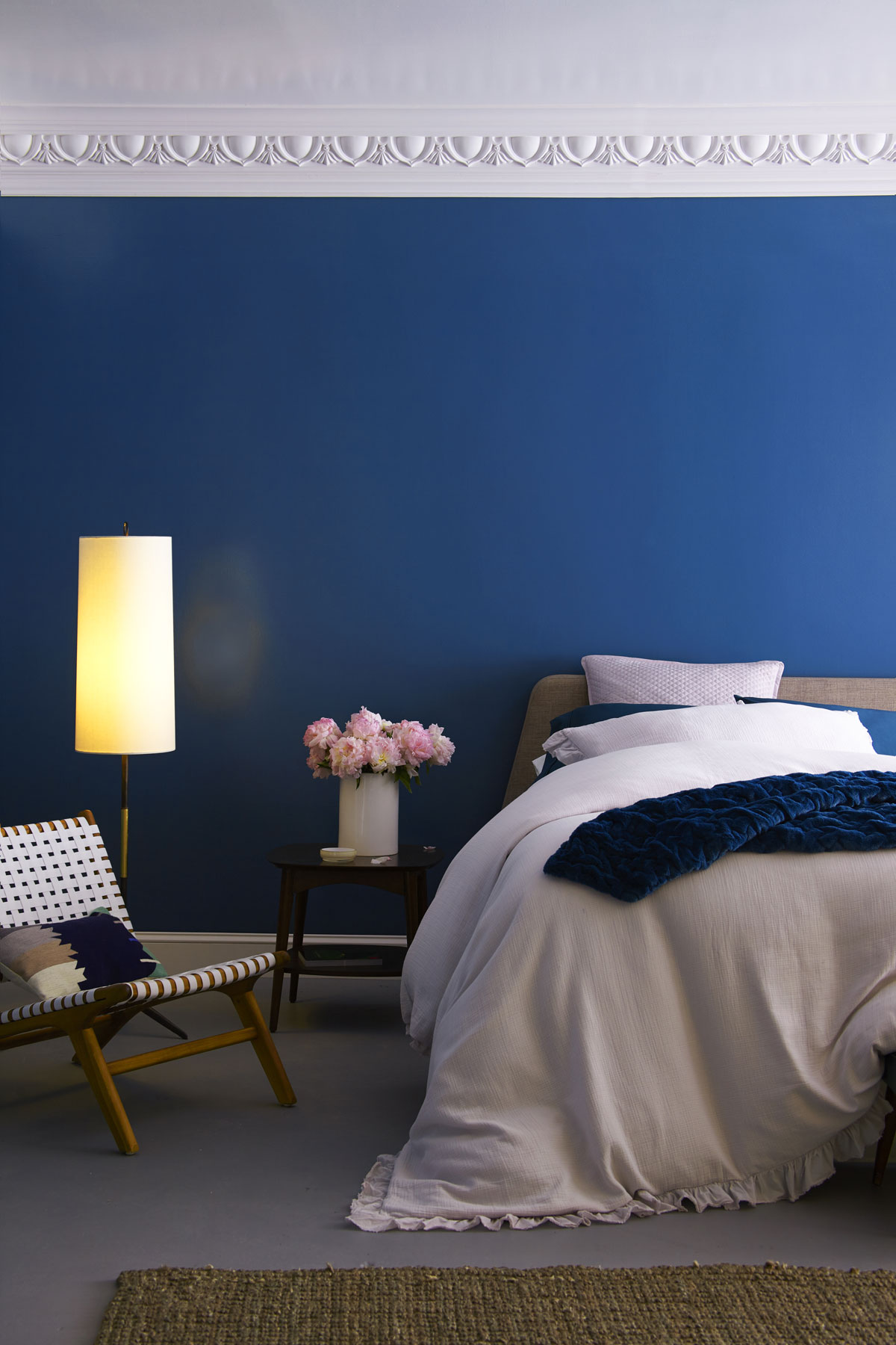 Mood-Boosting Behr Paint Colors - All about crystals and paint colors