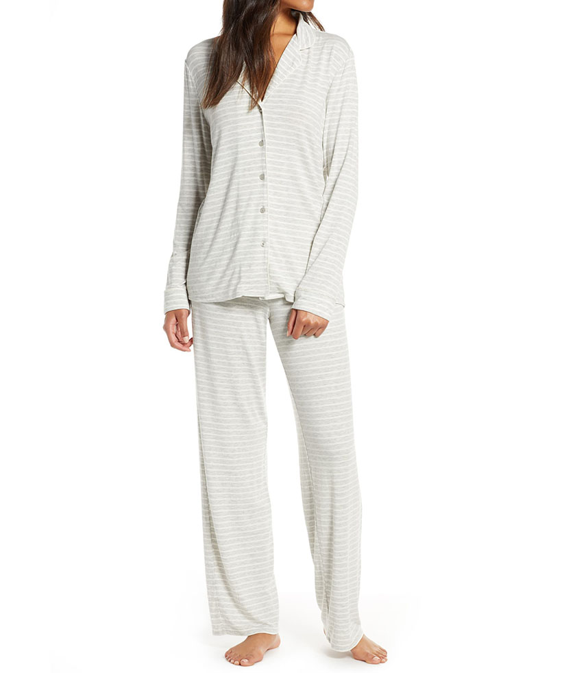 Most Comfortable Gift for New Moms: Nordstrom Moonlight Pajamas