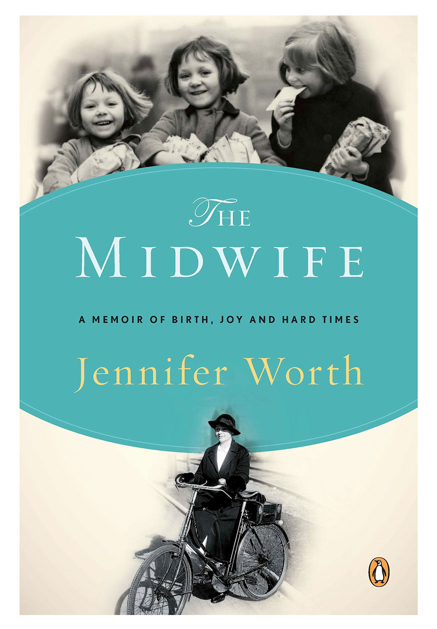cover of Call the Midwife, by Jennifer Worth